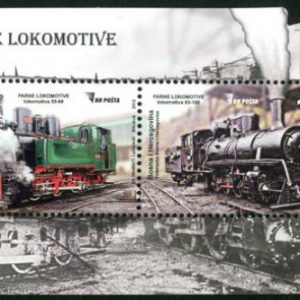 Railways – Steam Locomotives