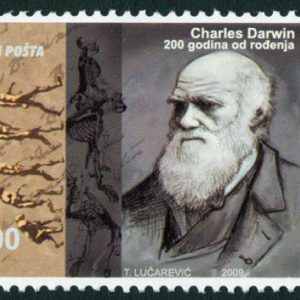 Anniversary Of Charles Darwin's Birth