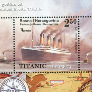 JUBILEE – 100 Years Since The Sinking Of The Ship Titanic