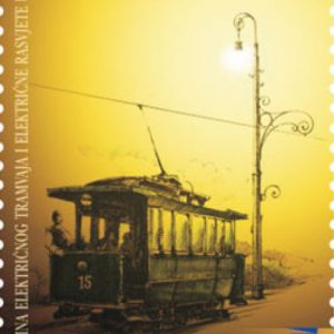 110th Anniversary Of Electric Tram