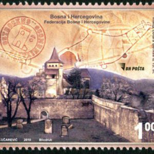 Architectural Legacy In Jeopardy – Old City Ostrožac