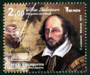 450 Godina Od Rođenja William Shaekspeare