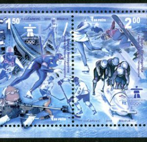 Sport – Winter Olympic Games 2010 In Vancouver Block