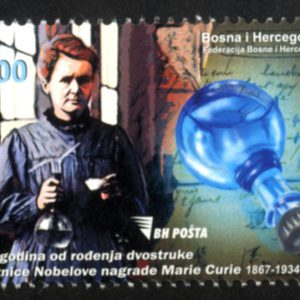 150 Years. From The Birth Of The Double Nobel Prize Winner Marie Curie (1867 – 1934)